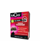 Rodenticides et insecticides